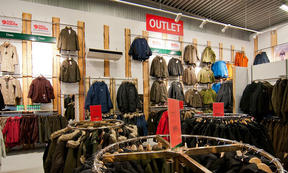 Fjällräven outlet butik övik