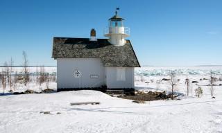 Das alte Leuchtturmhaus