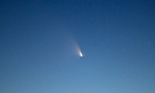 Der Komet C/2011 L4 (PANSTARRS)