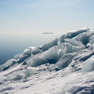 Blick auf die Insel Skötgrönnan