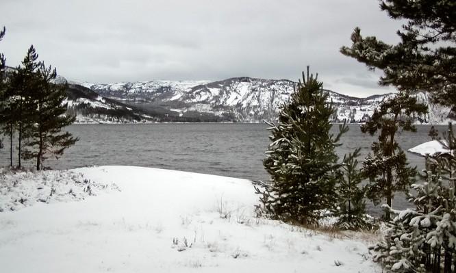 21. Dezember 2003 –mein erstes Norwegenfoto