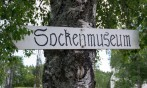 Zum Sockenmuseum