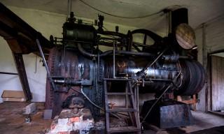 Die Dampfmaschine
