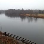 Stiller Fluss
