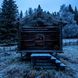 Samisches Vorratshaus