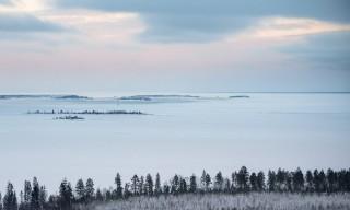 Inseln im Eis