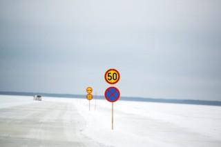 Die Eisstraße nach Hailuoto