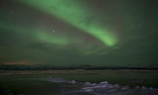 Ein erstes Polarlicht