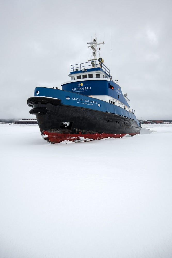 Die Arctic Explorer