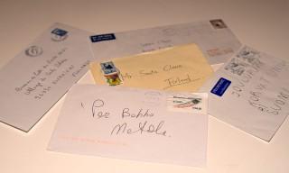 Briefe an den Weihnachtsmann