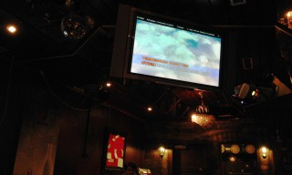 Karaoke im Hulibumpa