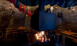 Kaffee und Kakao im samischen Zelt