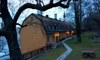 Häuser auf Södermalm