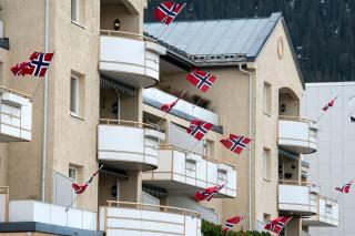 Überall wehen Flaggen, Flaggen, Flaggen