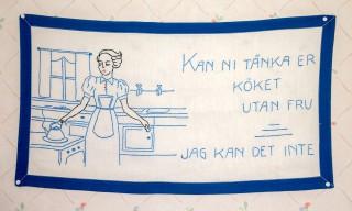 """""""Könnt Ihr Euch die Küche ohne Frau denken – Ich kann das nicht"""""""