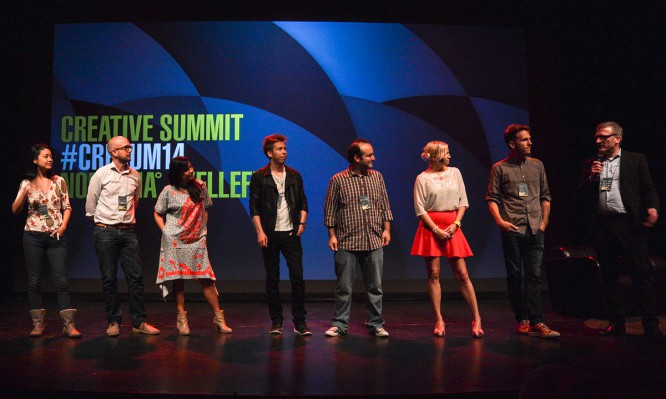Creative Summit 2014