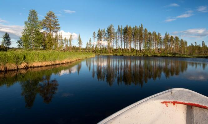 Mit dem Boot durch den Sommer