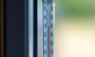 32.5 °C im Schatten