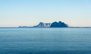Die Insel Værøya
