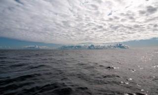 Schichtwolkenmeer