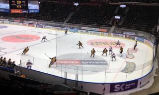 Skellefteå AIK gegen Växjö Lakers