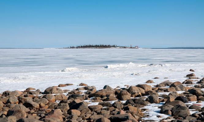 2010-04-24: Die Insel Gåsören
